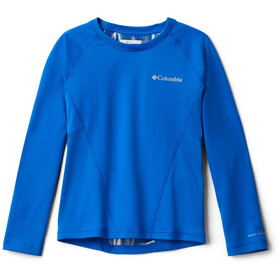 Columbia Midweight Crew 2 Baselayer Jugend super blue
